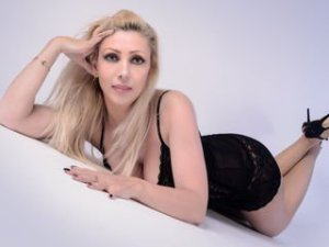 Blonde Webcam Sex von Anneskey