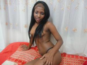 Bebesitahot's Black girl Webcam sex
