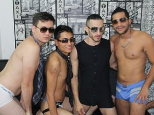 Webcam sex de FourAmazingBoys