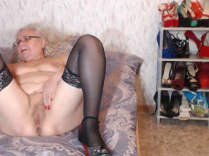 Webcam sex de Grannyneeds