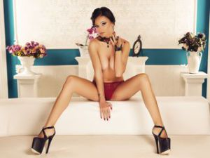 Webcam sex femme - Cam girl de HellenBailey