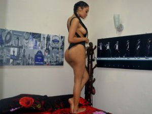 K4RINASEXY's Black girl Webcam sex