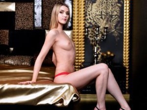 Blonde Webcam Sex von MagicMadlenX