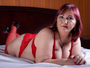 Webcam sex cougar de RosaRed