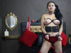 Webcam sex de SLAVEREALDIRTYX