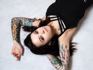 Webcam sex de TattooSue