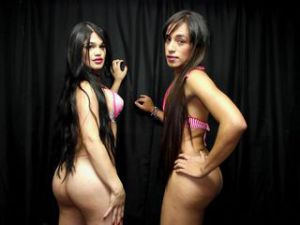 Webcam sex de TRANNYDOLLSHOT