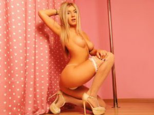 Blonde Webcam Sex von WildTigresse