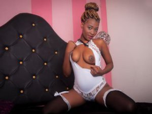 Webcam sex black africaine de XsBunnysX